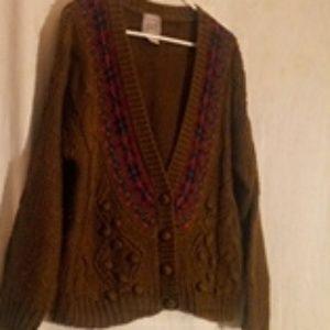 VINTAGE I*V*Y Hand Knitted
